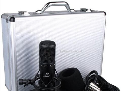 Micro thu âm cao cấp Ami X8