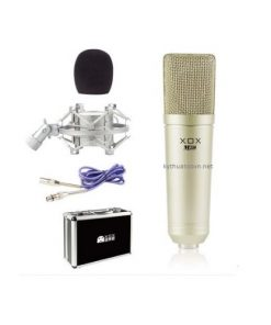Micro thu âm XOX M50 giá rẻ