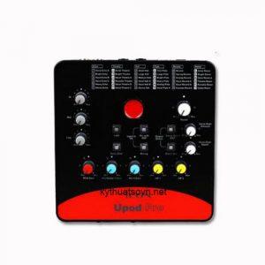 sound card thu âm icon upod pro giá rẻ chính hãng.