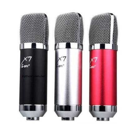 Micro thu âm ami X7 giá rẻ