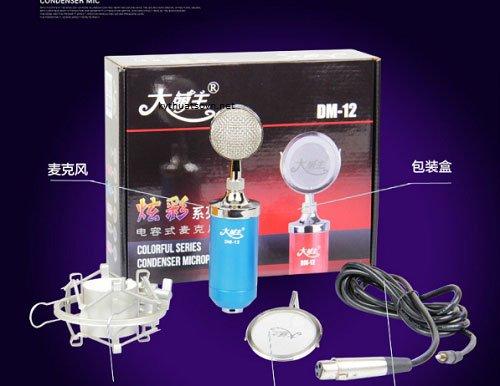 Micro thu âm DM-12