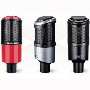 Micro thu âm K320 giá rẻ