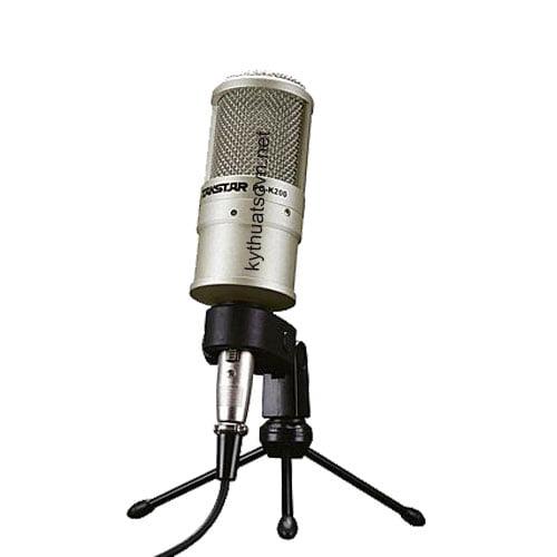Micro thu âm PC K200