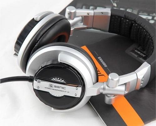 Tai nghe thu âm senic st80