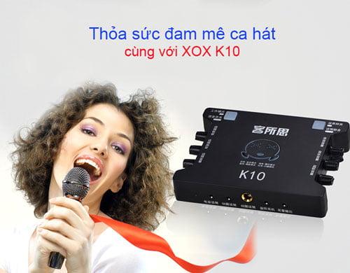 XOX k10