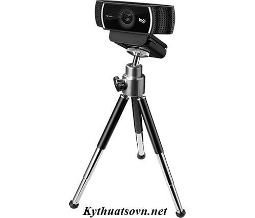 Webcam logitech, webcam C922 pro, c922 pro, webcam cho streamer,