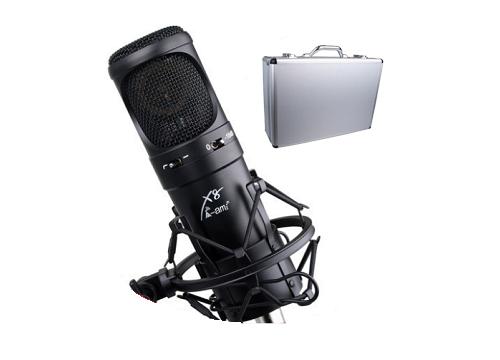 Micro thu âm Condenser Ami X8