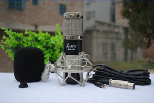 mic thu âm tại nhà Dynamic AMI BM900