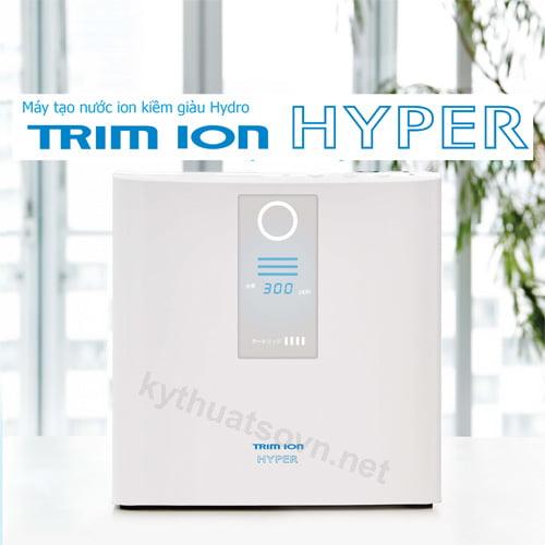 Máy lọc nước điện giải trim ion Hyper