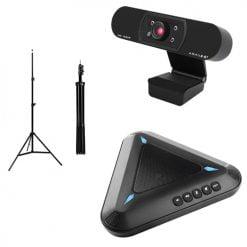 Trọn bộ thiết bị hội nghị truyền hình trực tuyến cho phòng họp thông minh
